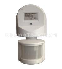紅外線人體感應開關感應器防水防塵寬電壓110V 220V 9V 12V 24V