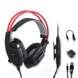 PS4/XBOX ONE(S)/XBOX 360/PS3/PC Gaming Headset TYX-836