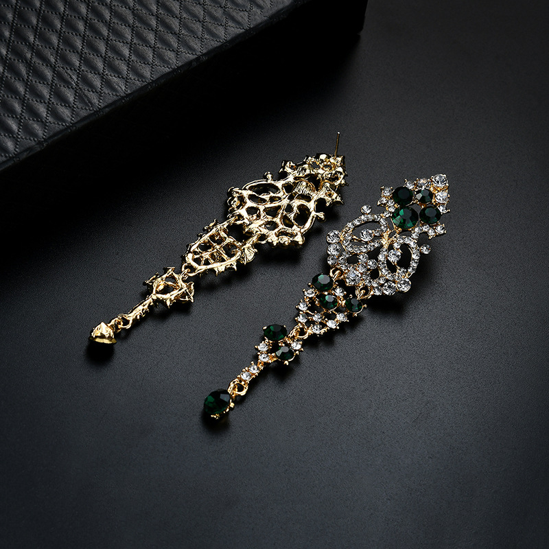Occident and the United States alloy plating earring (61179382)NHLP0815-61179382