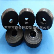 东莞橡胶垫片硫化成型厂家专业生产EPDM三元乙丙橡胶垫片加工订制