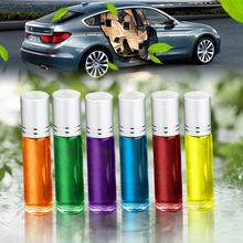 汽車植物精油香水補充液高檔車載車用去除異味10ML汽車精油香水液