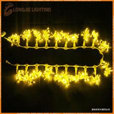 600灯窗帘灯串