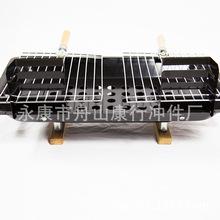 康行工厂供应情侣炉 烧烤炉  BBQ 烧烤炉 车式欧式炉