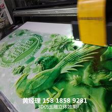 浙江PVC扣板3D喷墨uv打印机生产厂家 工业2030UV平板喷绘机