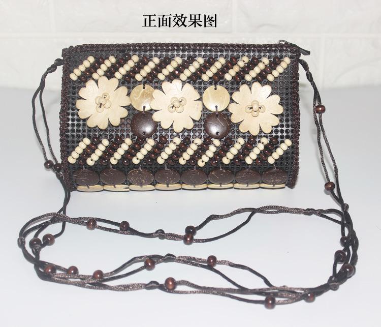 椰殼包包椰子殼挎包手提包旅游工藝品包包