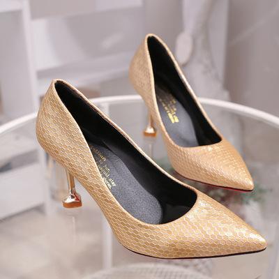 Giày cao gót nữ thời trang, kiểu dáng năng động nữ tính, phong cách