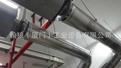 厂家订做各种规格不锈钢烟囱
