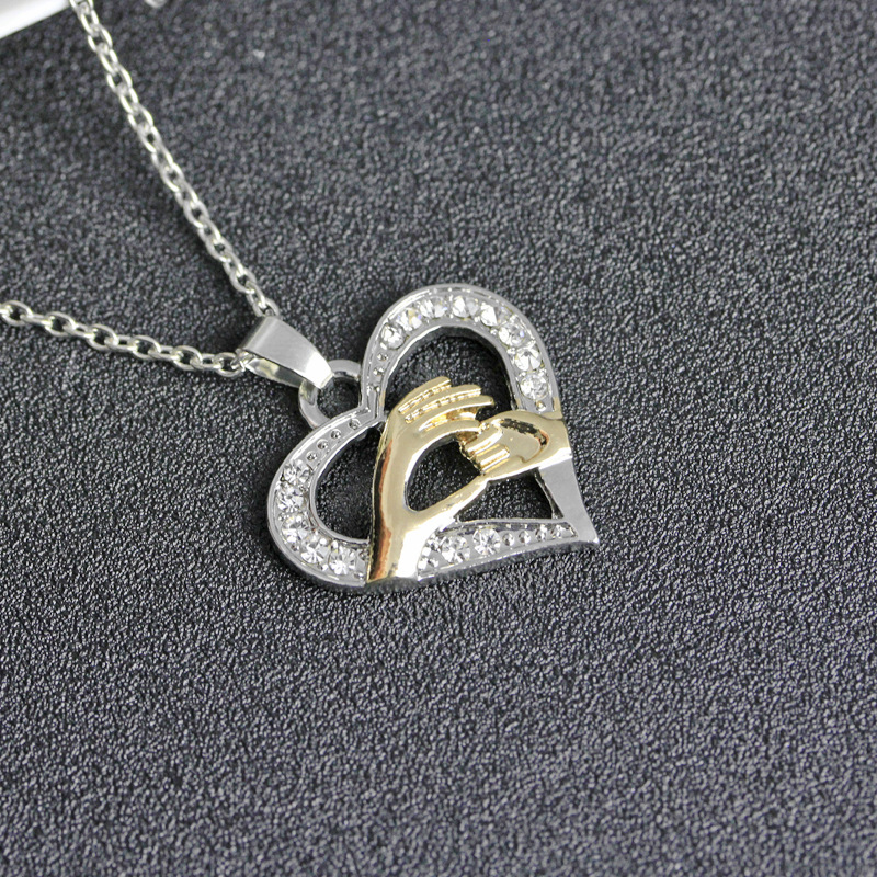 Fashion Alloy plating necklace(A1763GO)NHAT0139-A1763GO