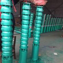 厂家直销 QS QJ型不锈钢潜水泵 多级潜水深井泵 地下水抽水泵
