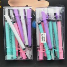 低价销售创意学生易可擦中性笔0.5mm针筒型摩易消橡皮可擦笔水笔