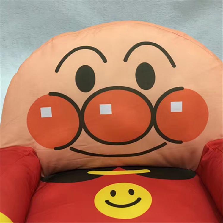 新款儿童沙发玩具可爱卡通懒人座椅沙发毛绒玩具毛绒椅子可定制