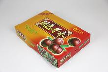 定制超大幅面印刷水果彩箱纸箱
