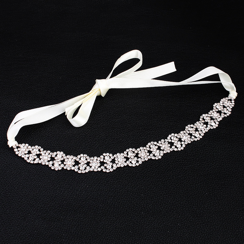 Alloy Fashion Geometric Hair accessories  (Rose alloy) NHHS0316-Rose alloy