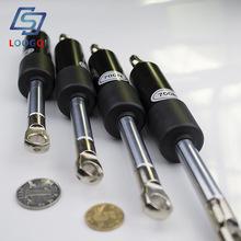 气弹簧 龙麒厂家定制耐用液压气动支撑杆 批发进口密封压缩气弹簧