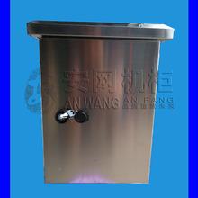 广州道路监控防水箱 304不锈钢机箱 弱电箱 不锈钢配电箱 直销