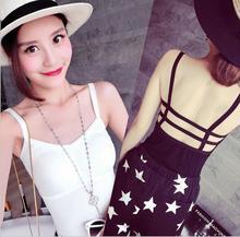 Áo hai dây nữ thời trang, kiểu dáng hiện đại, phong cách Châu Âu