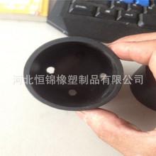 供應黑色橡膠護帽 硅膠橡膠護帽 防塵護帽 耐磨防塵護帽加工定制