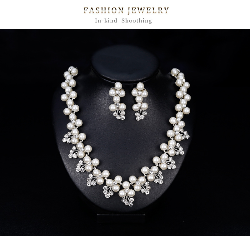 Fashion Alloy plating Jewelry Set  Alloy  NHDR2361Alloy