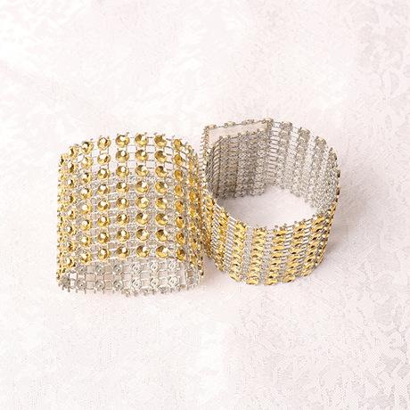 mạng châu Âu rỗng 8 hàng xoay khách sạn kim cương đặt khăn ăn cưới khóa lễ hội cung cấp phục vụ vòng khăn ăn nhà máy trực tiếp Thiết bị khách sạn