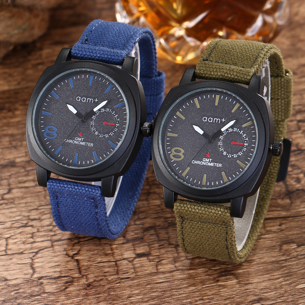 Alloy Fashion  Men watch  (blue) NHHK1142-blue