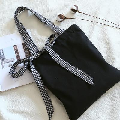 Hàn quốc phiên bản của cung đơn giản công suất lớn vai túi vải túi mua sắm túi sinh viên nhà máy sản xuất trực tiếp bán hàng có thể được thiết lập