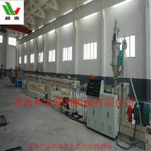 塑料管材设备pe生产线pe管材生产线,燃气管冷热水管生产设备