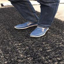 土工席垫 耐压高开孔密度大渗排水片材堆场填埋场排水网垫