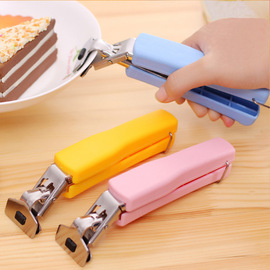 Kitchen gadget multifunctional stainless steel chuck bowl clip lifting device anti-ironing and anti-skid basin bowl clip