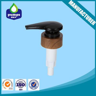 厂家直销液体分配器 塑料乳液泵洗发露压泵头 沐浴露压泵 定制
