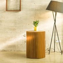 十八纸75CM高创意折叠办公桌子茶桌客厅酒店卧室咖啡纸桌批发厂家