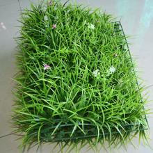 绿化装饰草坪植物仿真草墙假花塑料花批发高秧苗大草草坪大量批发