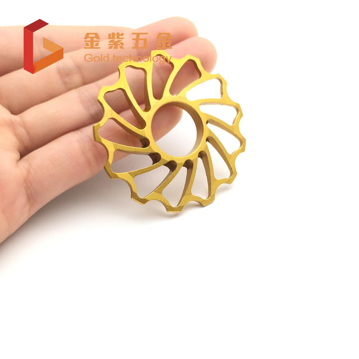 阳极氧化表面处理加工厂 铝氧化金色加工 铝合金阳极氧化加工