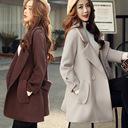 Áo khoác nữ thời trang, màu sắc sang trọng, kiểu dáng nữ tính