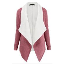 eBay 速賣通 歐美外單精選2019冬季女式羊羔毛開衫夾克