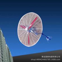 供应青岛工业壁扇挂扇 650MM/220V电风扇工业风扇 工业扇壁挂风扇