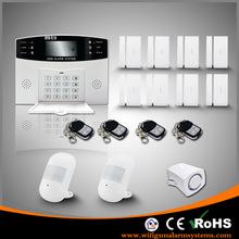 家庭防盗报警器手机警报器批发家用无线智能报警系统GF303-500