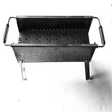 厂家户外烧烤炉批发 碳烤炉 焊接烧烤炉 一体支架烤炉