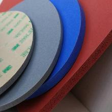 厂家批发红色硅胶发泡板 硅胶海绵板 耐高温发泡橡胶板 硅胶板