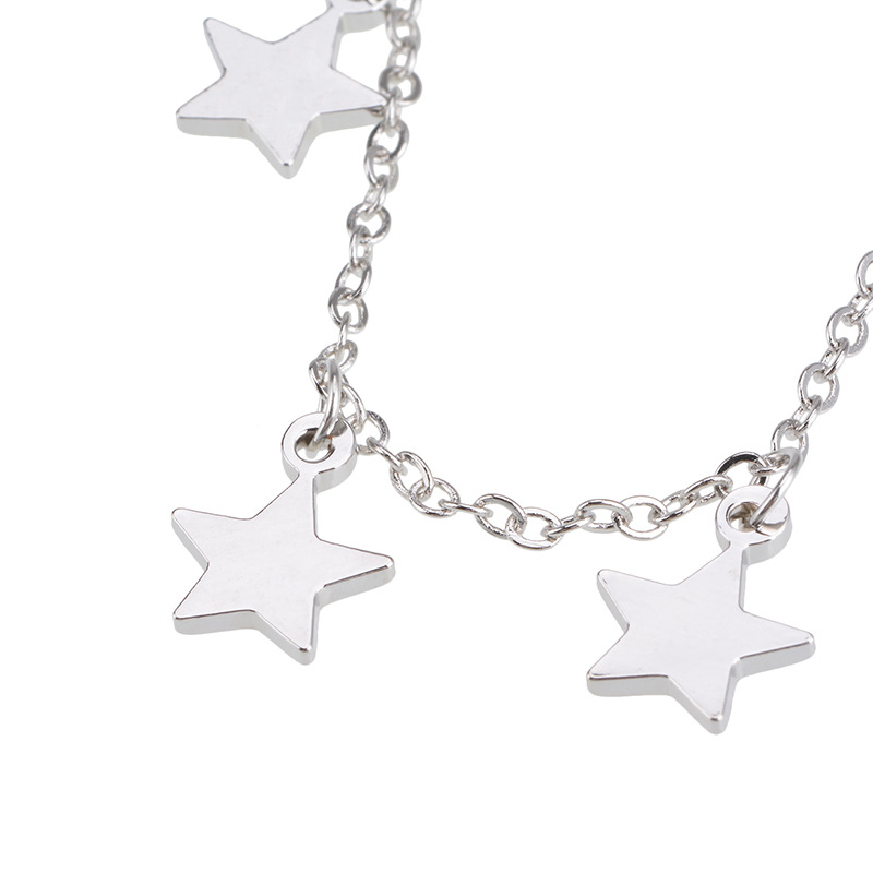 other coppernecklace (Silver)NHYT0270-Silver