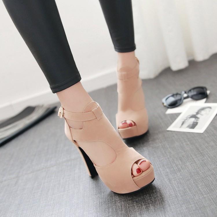 Chaussures été pour femme INDéPENDANCE en Caoutchouc - Ref 3347490 Image 2