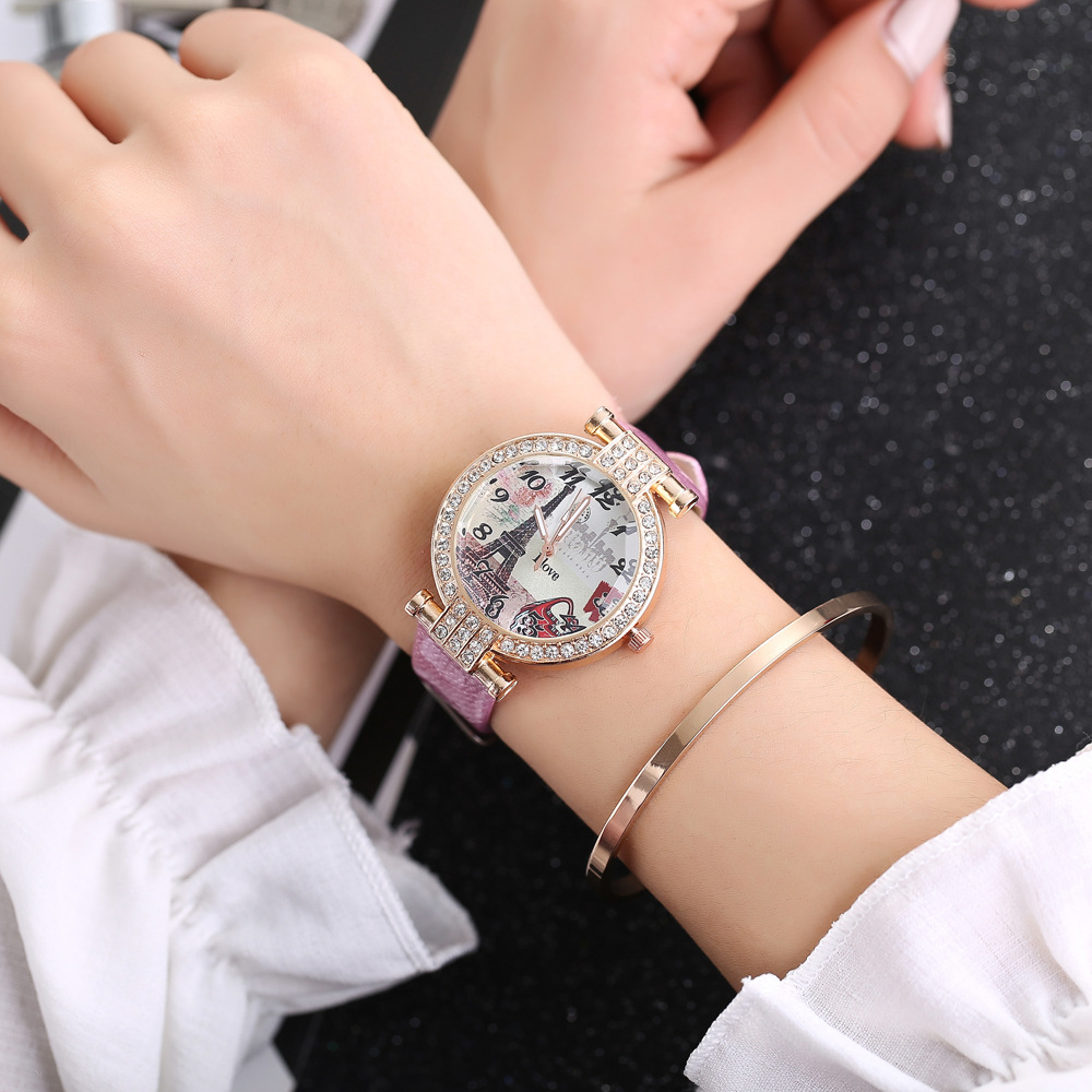 FashionWomen watch(white) NHHK1024-white