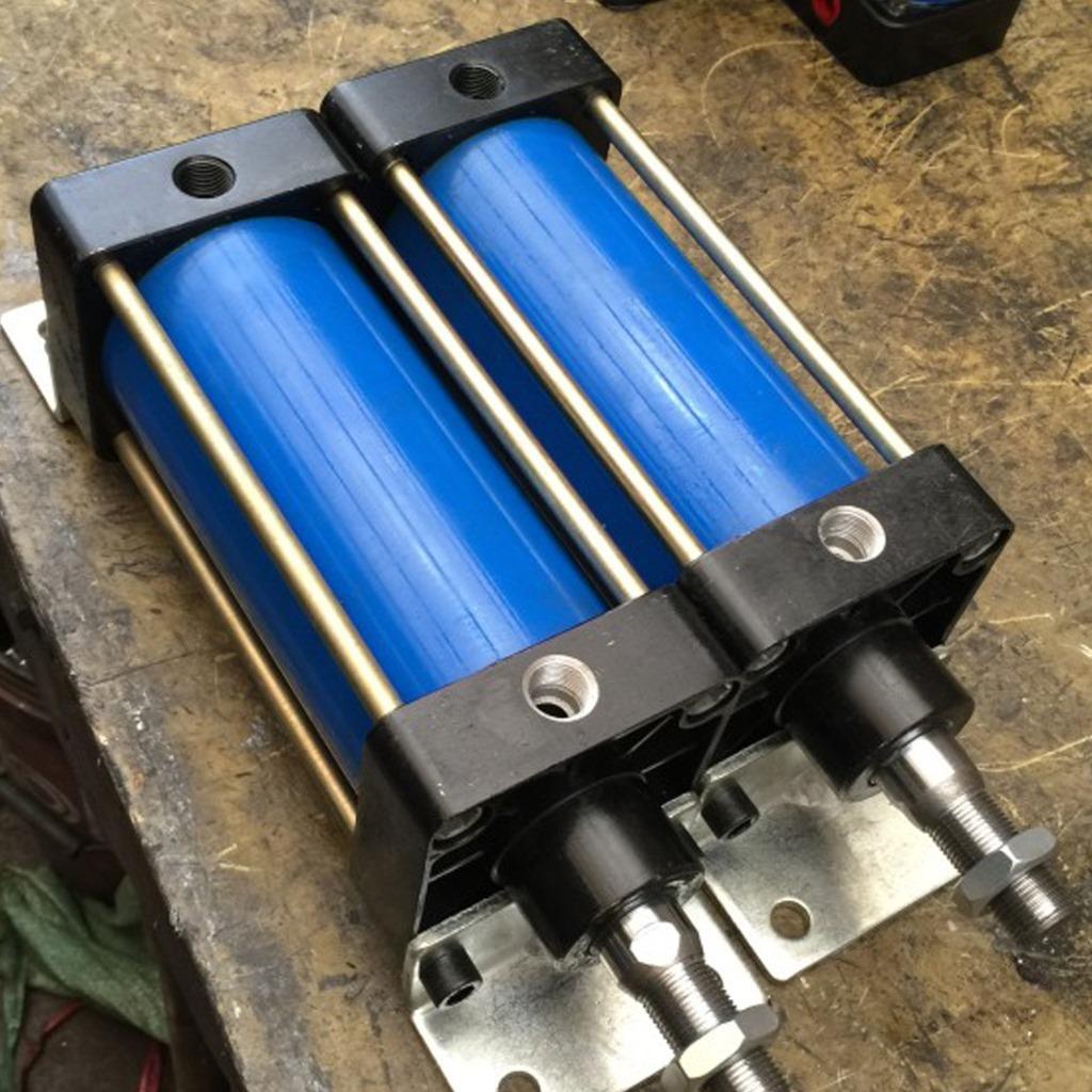 供应气缸QGB80*50*75*100*125*150*175*200-MF1/MS1/MT4/MP4/MP2