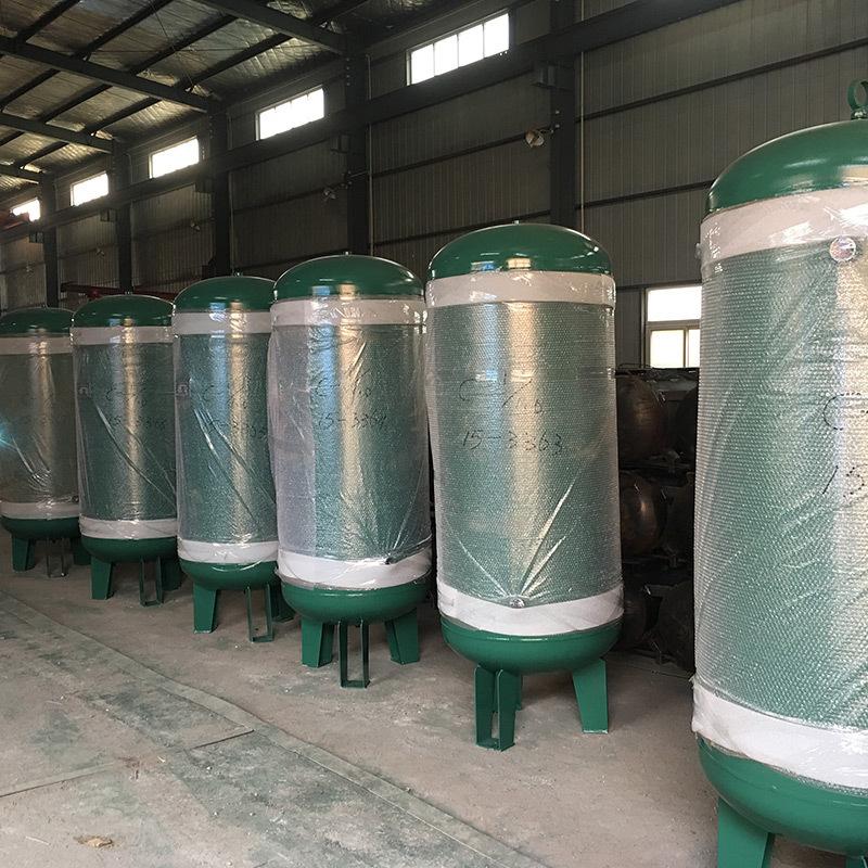 储气罐空压机配套碳钢不锈钢储气罐压力容器高压储气罐