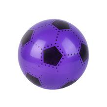 厂家批发按摩球 喷足球 PVC充气玩具球 多色可选