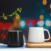 创意马克杯 1314水杯 咖啡杯  情侣杯子 陶瓷杯广告杯定制logo