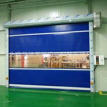 【质量保证】厂家专业生产工业PVC卷帘门 感应门 自动门 高速门