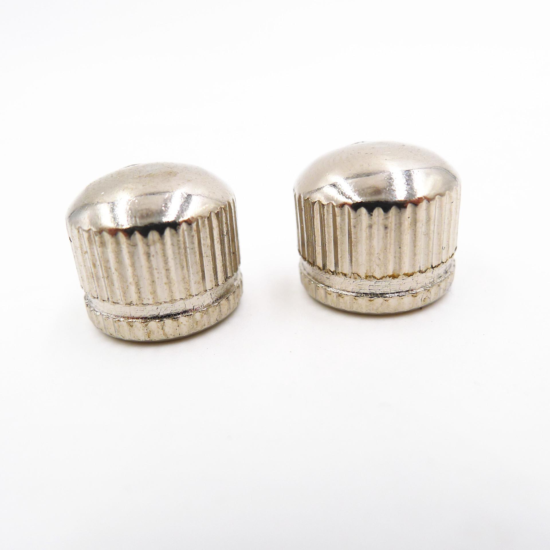 齿轮花枝螺盖母铬色螺母 装饰帽m4.5.6.8.10牙灯饰配件