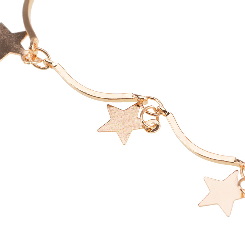 other copper other necklace (Gold)NHYT0316-Gold