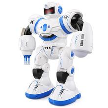 一件代發超大手勢感應智能機器人凱迪威爾觸摸感應遙控機器人玩具