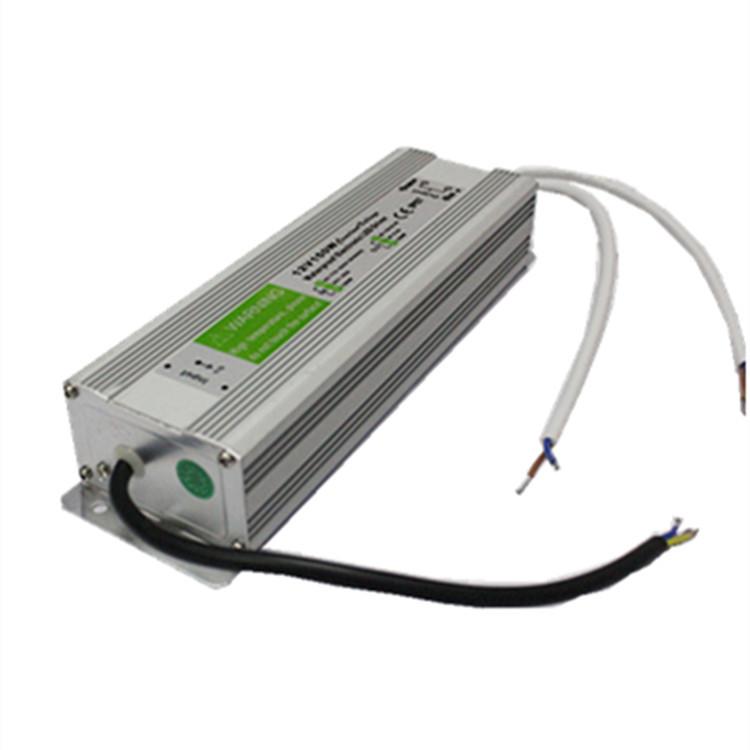 LED24V150W防水电源 DC24V6.25A防水专用驱动电源 IP67